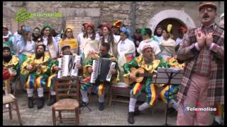 "La Mascherata   ""Ieri, oggi e domani""   01   Ripalimosani   Viaggio in Molise   Puntata 2742   Telem"