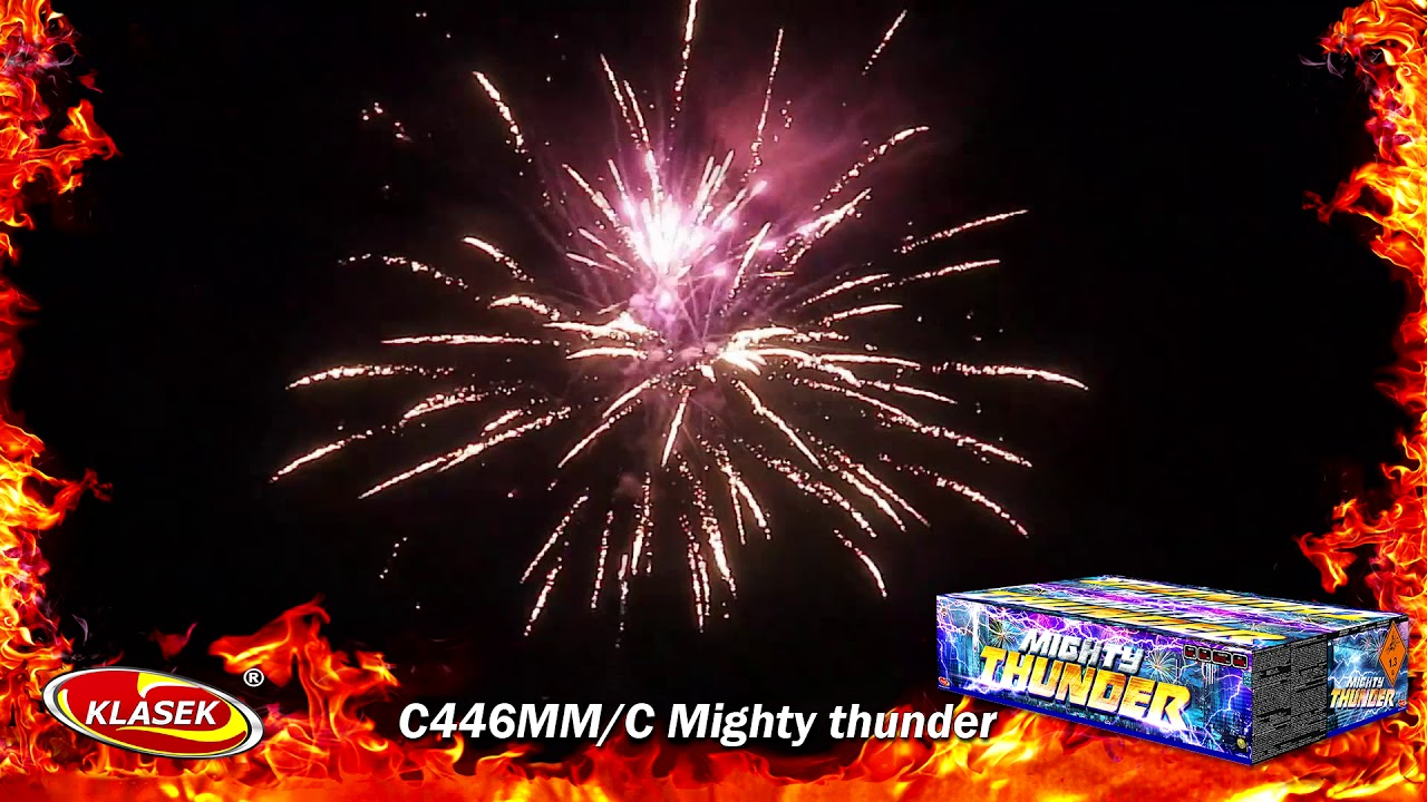 Fireworks Pack - Mighty Thunder