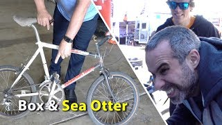 An inside look at Box Components, and Visiting Sea Otter