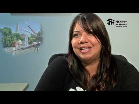 Habitat Trinidad-Tobago Board member Karen Johnstone 2017