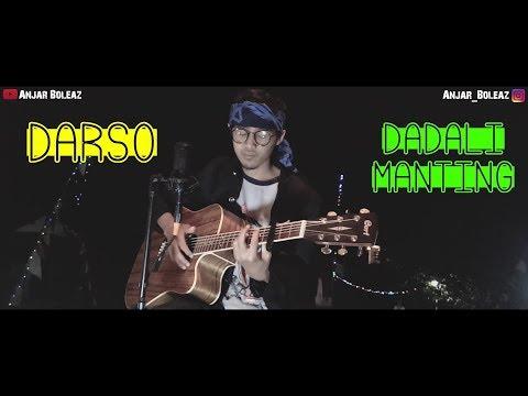 Cover Lagu Sunda !!! Dadali Manting - Darso (Versi Akustik Gitar) By Anjar Boleaz