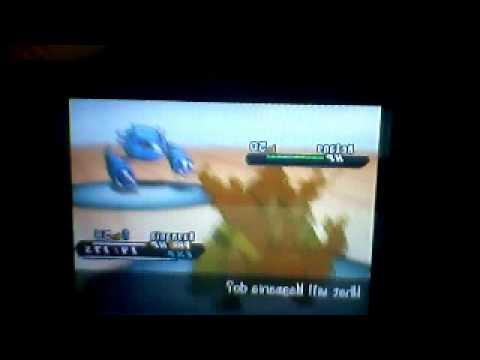 Pokemon Black Version 2[US] Plasma Frigate, Final Colress,Shadow Triad Battle