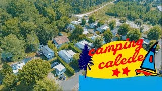Camping Calède ★★ Parentis En Born
