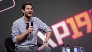 Ben Barnes CCXP Cologne Panel