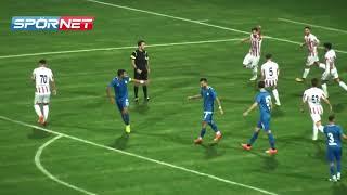 Kahramanmaraşspor-Tuzlaspor maç özeti