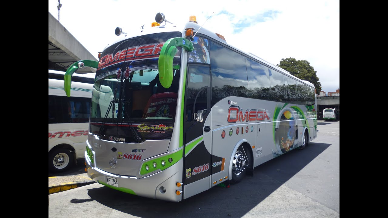 Transportes Omega: Colombian Bus Company Review
