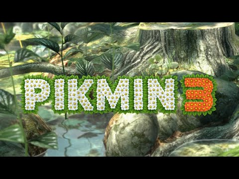 Pikmin 3 - Day 1: Exploration Day
