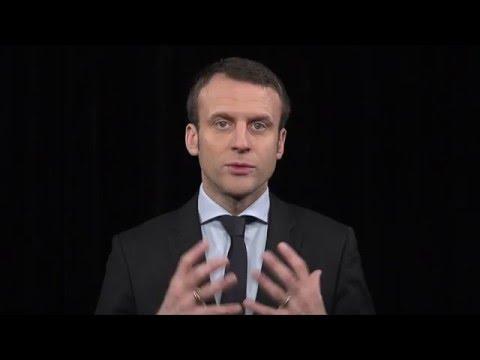 Emmanuel MACRON prend position pour les Salons, Foires, Congrès et Événements en France.