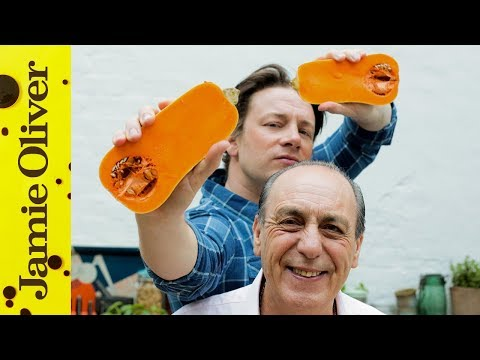 Butternut Squash Three Ways | Jamie & Gennaro | Realtime Recipes
