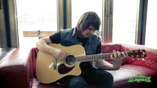 Enemy Acoustic Session: Silverstein - Departures