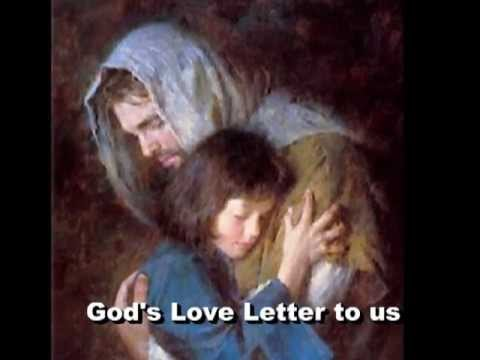 god s love letter god s letter to us a reminder of his towards 21956