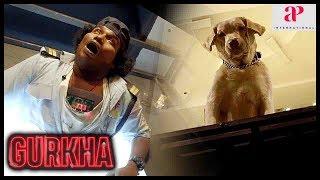 Gurkha Movie | Yogi Babu Defuses The Bomb | Snippers Surround The Mall | Anandaraj | Raj Bharath