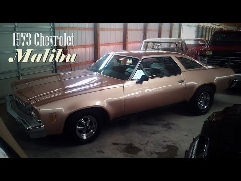 1973 Chevy Malibu and Story About Mine