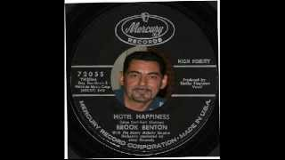 Brook Benton - Hotel Happiness - Mercury 72055