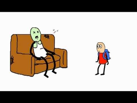 WF film - odori strani ( serie animata )