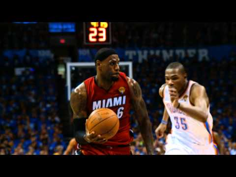 Phantom: LeBron James 2012 Finals MVP