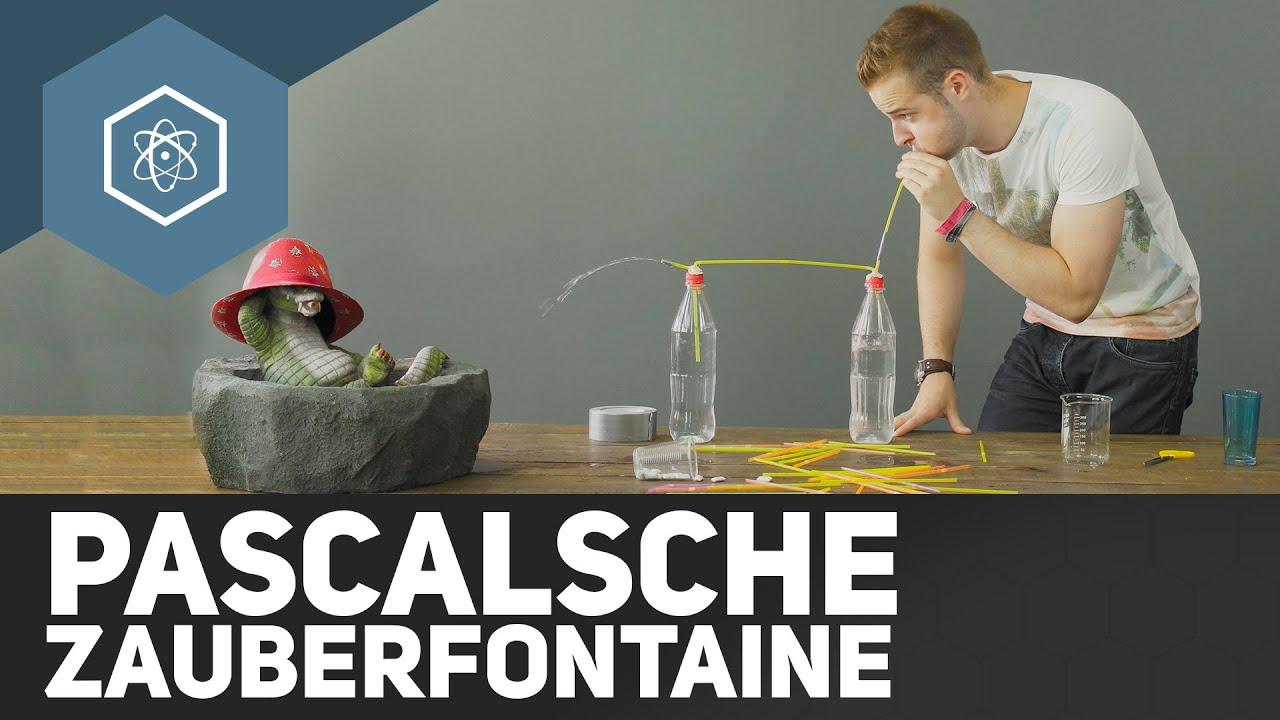 Diy Springbrunnen Pascalsche Zauberfontäne Gehe Auf Simpleclub
