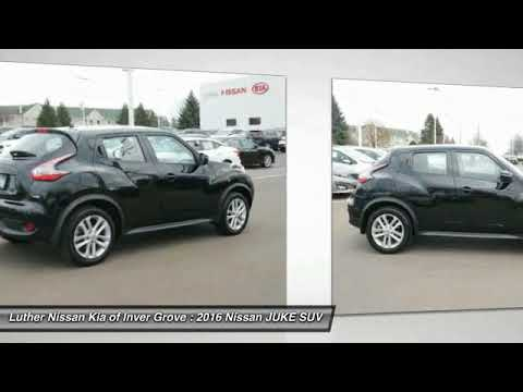 2016 Nissan JUKE Inver Grove Heights,St Paul,Minneapolis 43999A