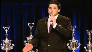 Dustin Rogers, 2011 International Auctioneer Championship - 2nd Place