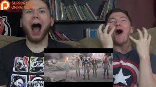 Marvel's Avengers: Infinity War (Official Fake Trailer): IconicComic Reaction!