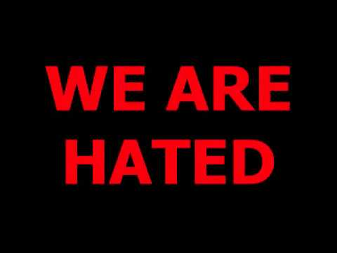 I am hated by Slipknot + lyrics