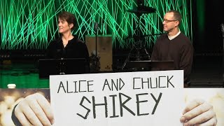 Family Without Fear: Our Story - Alice and Chuck Shirey
