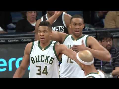 Giannis Antetokounmpo Continues To Post Monster Numbers & Triple Double! [The Greek Freak]