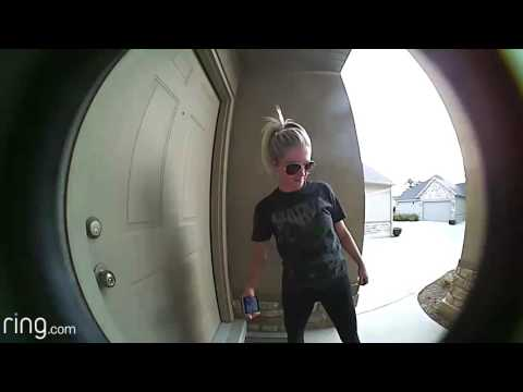 Brooke Schaertl Wilson Ring door bell Dance Party