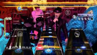 Subdivisions by Rush Full Band FC w/ Pro Keys & Drums