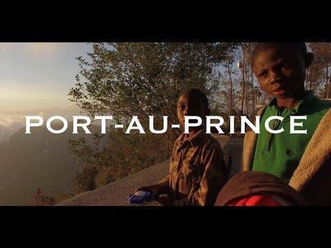 Haiti [The Beauty inside Port-au-Prince]