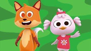 Необычное животное в джунглях!  - детские песни  | Детское Королевство
