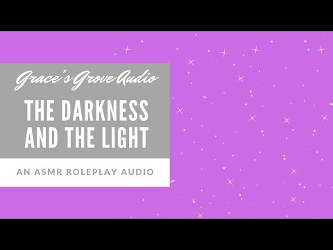 The Darkness and The Light [ASMR] [Whispers] [Comfort] [Depression]