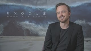 Aaron Paul Interview: Exodus: Gods and Kings