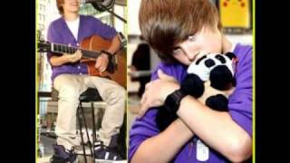 Justin bieber - One time com fotos dele