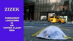 """Slavoj Zizek: Permanent Lockdown Is An """"Upper-Class Idea"""""""