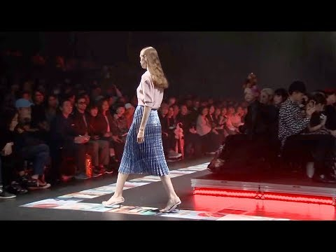 Tiit Tokyo | Spring Summer 2019 Full Fashion Show | Exclusive