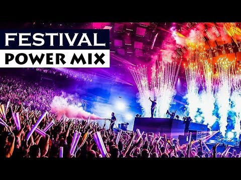 FESTIVAL POWER MIX - EDM | Electro House Bigroom Music 2018