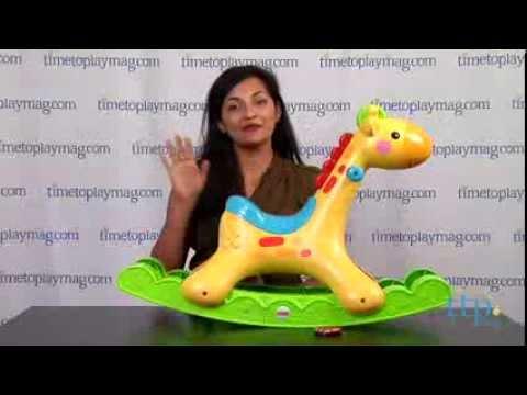 Rockin' Tunes Giraffe From Fisher-Price