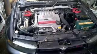 Halfcut Galant VR4 6A13TT  From Fadli Jaya Motor