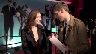 Olivia Grant Interview - Virgin Media Shorts Awards 2013