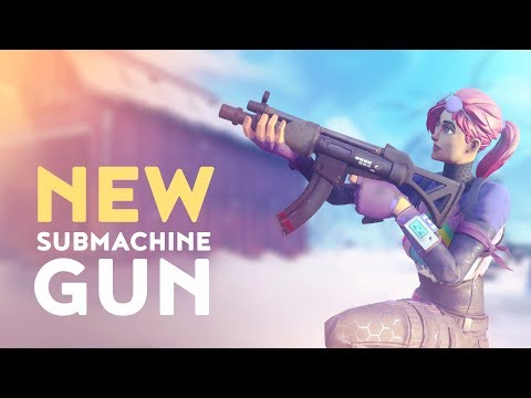 NEW SUBMACHINE GUN! – TACTICAL SMG VAULTED! (Fortnite Battle Royale)