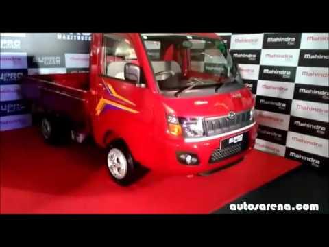 Mahindra Supro Pick up Van walkaround