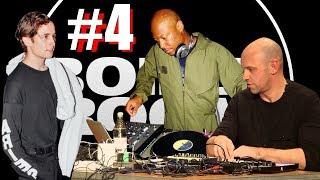 DJs OF BOILER ROOM #4 - MALL GRAB, FLOORPLAN & HENRIK SCHWARZ