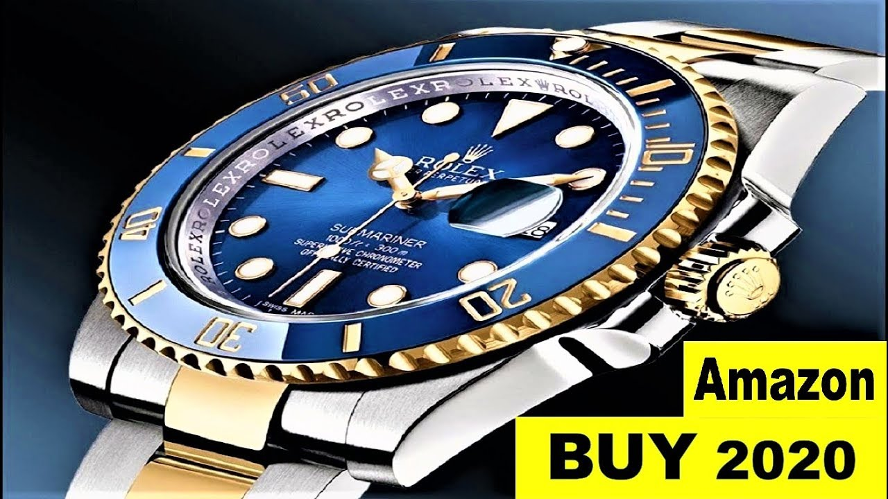 Top 5 Best Rolex Watches Under 10 000 Buy In 2019 Youtube