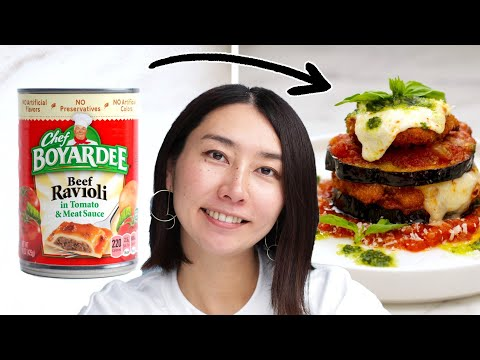 Can This Chef Make Canned Ravioli Fancy? • Tasty