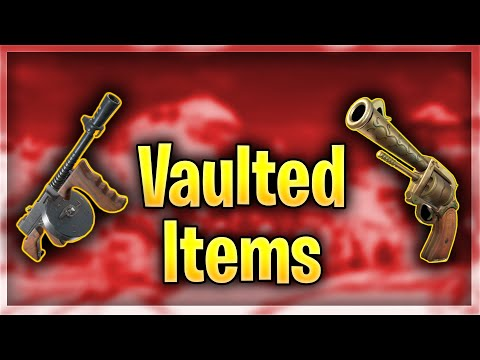 How to get VAULTED WEAPONS in creative mode! | Fortnite Tutorial