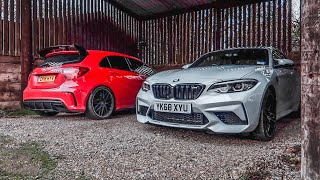 A45 AMG vs BMW M2 Competition Which is Better and Why?