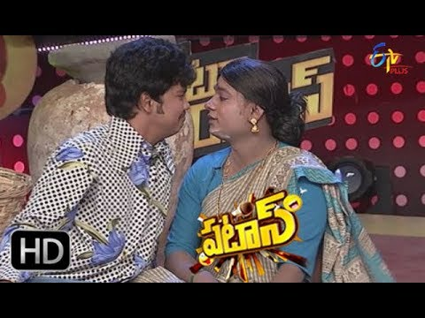 Patas | Durga Rao & Karthik Performance| 20th July2018| ETV Plus