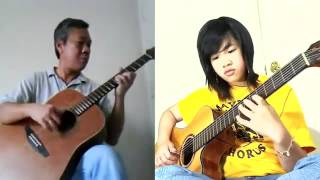 Dạ Khúc - Song Tấu Guitar