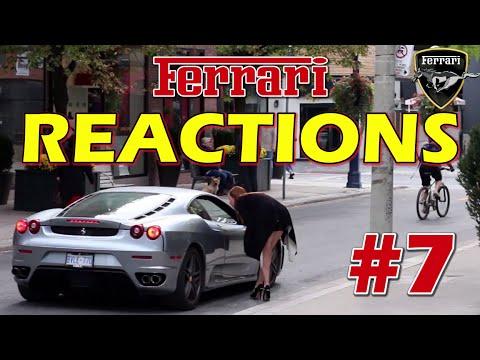 Ferrari Reaction - Good, Bad and Typical (E07)